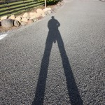Schattenselfie