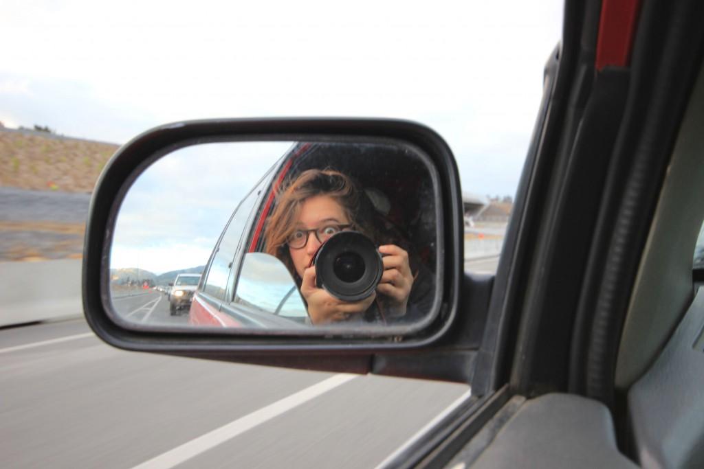 Léa hat ne Kamera in der Hand. Ich veröffentliche hier ca. jedes 100. Foto, was sie macht.
