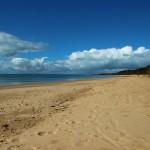 Strand in Hervey Bay