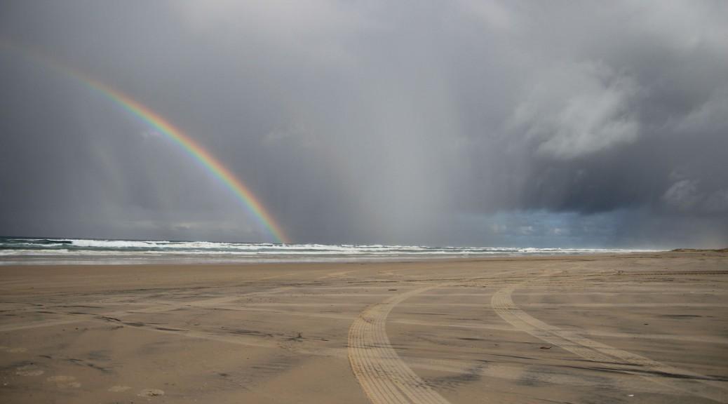 Es folgen: Regenbogenbilder.