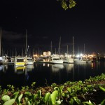 Die Marina von Townsville.