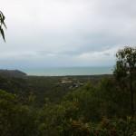 Mein einziges Landschaftsbild der Insel. Wäre gutes Wetter gewesen, wärt ihr jetzt neidisch.