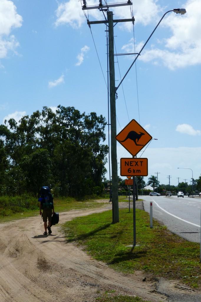Und weiter ging es von Townsville.