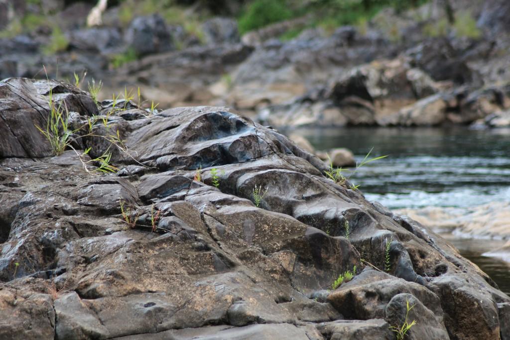 Ein Fels.