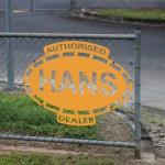 Wenn ihr mal nen Hans braucht. Kauft ihn bitte nur bei einem autorisierten Hansverkäufer.